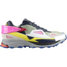 Adidas by Raf Simons Sneakers Raf Simons per Adidas ($506) ❤ liked on Polyvore featuring men's fashion and multi