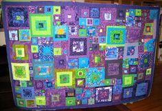 Purple Quilt by PrairiePeasant
