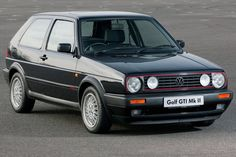 VW Golf GTI mk2 (big bumpers)