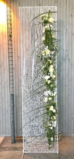 Gregor Lersch Floral Design Backdrop Frame, Backdrops, Gregor Lersch, Flora Design, Flower Installation, Modern Flower Arrangements, Art Floral, Ikebana, Floral Bouquets