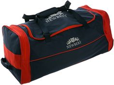 Newbery County Cricket Wheel Bag