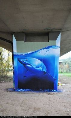 Pretty Insane Street Art #streetart, #graffiti