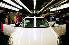 #EconDev - Southeast Accelerates Claim as #Auto Production Leader