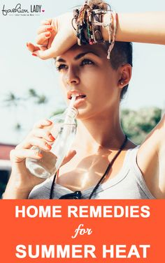 Happy Home Remedies for Summer Heat Summer Heat, Home Remedies, Lady, Jewelry, Vegane Rezepte, Jewellery Making, Remedies, Jewelery, Jewlery