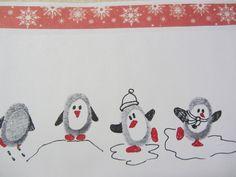 fingerprint penguins