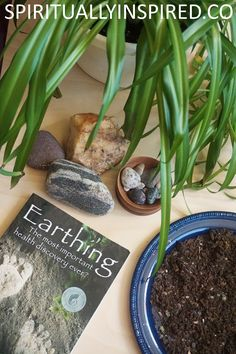 Earthing: Harnessing Natural Electrical Currents. The benefits of Earthing (or Grounding) on your physical health and your spiritual health are unbounded.