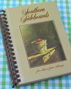 Image detail for -SOUTHERN SIDEBOARDS, Vintage Cookbook, Junior League of Jackson ...