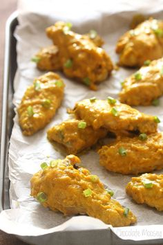 Love eating out but want to save time and money? These Indian-inspired Curry Baked Chicken Wings will bring a little global spice to dinner.