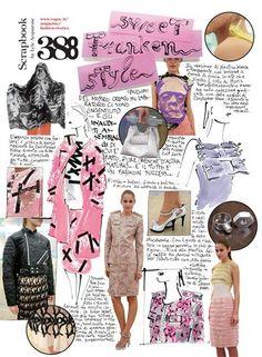 Mode Portfolio Layout, Fashion Portfolio Layout, Fashion Design Sketchbook, Fashion Design Drawings, Fashion Sketches, Art Sketchbook, Fashion Story, Fashion Books, Moda Aesthetic