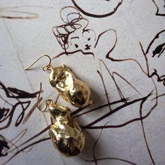 "Sorént Oslo på Instagram: ""Sacha Earrings"" Oslo, Place Cards, Place Card Holders, Earrings, Jewelry, Instagram, Ear Rings, Stud Earrings, Jewlery"