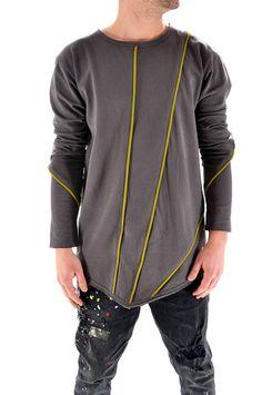 Tricou handmade pentru barbati, cod T3204, marca Different Cut