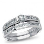 #Diamond Engagement #Ring By Samuels Diamonds