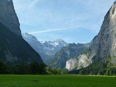 Laterbrunnen area Switzerland