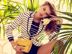 Stradivarius Spring 2012 Campaign | Cool taste for cool things