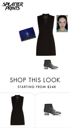 """Untitled #302"" by marigona-veliu ❤ liked on Polyvore featuring BCBGMAXAZRIA, McQ by Alexander McQueen and Proenza Schouler"