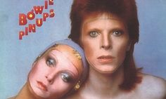 David Bowie, Pin Ups, 1973 bowie webgallery