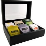 Price $15.90  Questions Give us a call1-866-235 Beer2337 ext.14 E-mailkegworks.com Wooden Tea Chest Item Tbc-6BK Wooden tea boxes make it easy to offe...