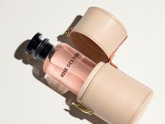 #louisvuitton les parfums leather travel cases are the new IT...