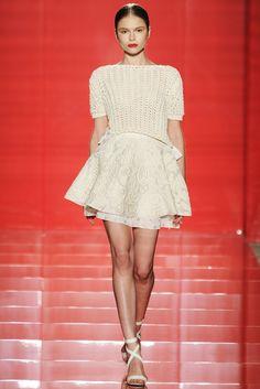 Les Copains RTW Spring 2014 - Slideshow - Runway, Fashion Week, Reviews and Slideshows - WWD.com