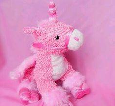 Cute Pink Unicorn Stuffed Animal ♡♡♡