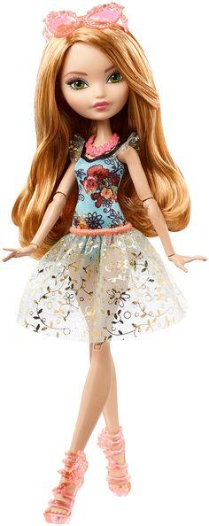 Amazon.com: Ever After High Glass Lake Ashlynn Ella Doll: Toys & Games