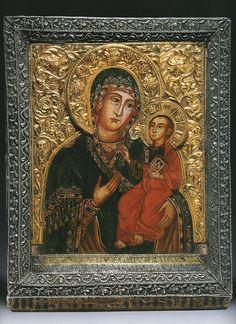 Armenian icon, circa 1722.