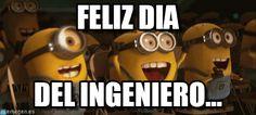 Memeando: Día del ingeniero