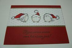 Kerst- en Nieuwjaarskaart