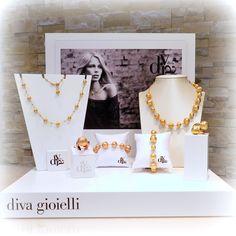 Guasco Gioielleria in Alessandria. Gioielli di Valenza, argento, orologi e altro > Le Collezioni > Argento > DIVA Gioielli