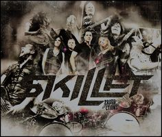 Skillet 2012 | Skillet by ~Jackyii on deviantART