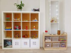 Looking for Buttons Day Nursery in Hanwell or Teddington? Physical Development, Shelving, Nursery, Home Decor, Shelves, Decoration Home, Room Decor, Baby Room, Shelving Units