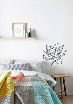 MTG Magic the Gathering Black Lotus Vinyl decal Wall decal Home decor by ArtJig on Etsy