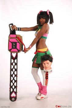 Chocolate Chainsaw - Lollipop Chainsaw Cosplay