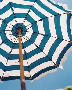 Ready. Set. Relax! Under My Umbrella, Beach Umbrella, Blue Umbrella, Outdoor Umbrella, Summer Breeze, Summer Vibes, Weekend Vibes, Long Weekend, Beach Day