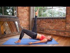 Beginner's Pilates and Yoga Butt Workout | Greatist