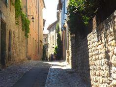 """Cosa vedere a Vaison La Romaine in Provenza Conoscete Vaison La Romaine, in Provenza? E' una città """"fatta di storia"""", da una parte ci sono le vestigia dell'antica città romana, dall'altra - arroccato su uno sperone di roccia - il borgo medievale. Tutto intorno, boschi e vigneti e sullo sfondo l'impervio massiccio del Mont Ventoux. Non manca nulla per una bellissima vacanza tra cultura, arte e natura! http://bussoladiario.com/2016/03/cosa-vedere-a-vaison-la-romaine-in-provenza.html"""