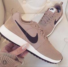 Nude Nike Sneakers