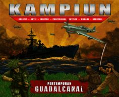 The Battle of Guadalcanal WW II