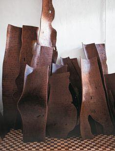 Casa-ateliê em Recife traz peças que contam a história do artista Marcelo Silveira