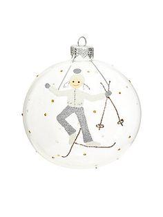 Andrey Filatov Glass Ball Ornament