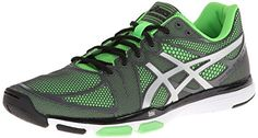 Asics Mens Gel Exert TR Training ShoeTitaniumSilverBlack105 M US >>> Read more reviews of the product by visiting the link on the image.