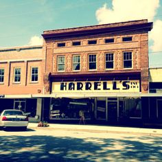 Harrell's Department Store in Burgaw NC