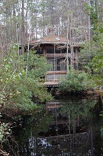 Tree House Hostel in the Forrest - Brunswick GA