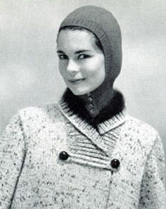 This free pattern originally published in the Botany College Hand Knits, Volume II, in 1958.