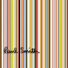 I always think of this as Paul Smith's Official Stripe. Nice mix of colors.