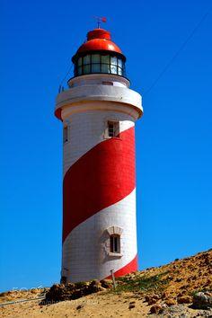 Manapad Beach Lighthouse, Tamil Nadu, India.