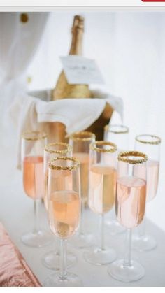 peach cream and gold wedding theme - Google Search