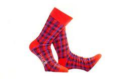 The Plaid style by Corgi. Visit Decimall.com to buy a pair. Corgi Socks, Plaid Fashion, Pairs, Stuff To Buy, Style, Swag, Outfits
