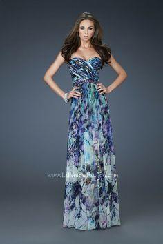 La Femme 18259 #LaFemme #gown #cocktail #elegant many #colors #love #fashion #2014