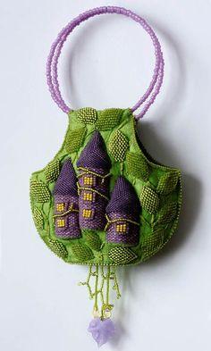 Beadworks by Ksenia Krutikova Beaded Clutch, Beaded Purses, Beaded Bags, Beaded Jewelry, Novelty Bags, Silver Purses, Fabric Purses, Embroidered Bag, Custom Jewelry Design